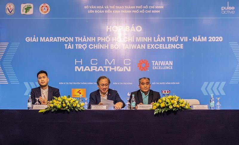 HCMC Marathon lần thứ 7 2 Gần 10.000 người sẽ tham gia giải Marathon TP.HCM 2020