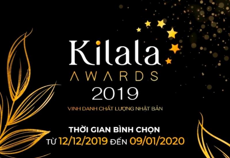 Kilala Awards 2019 Kilala Communication chính thức khởi động giải thưởng KILALA AWARDS 2019