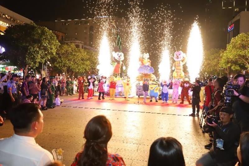 Lễ hội múa rối TP.CHM 2019 2 Lễ hội múa rối TP.HCM lần 2 năm 2019 thu hút hàng chục ngàn lượt khách tham quan