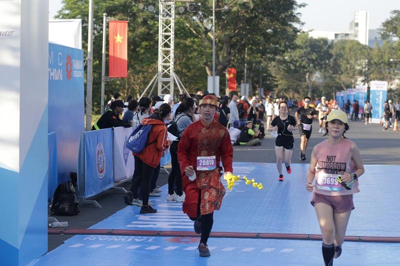 Giải Marathon Thành phố Hồ Chí Minh 2020 5 Cô gái vàng làng Điền kinh Việt vô địch marathon tại Giải Marathon Thành phố Hồ Chí Minh 2020