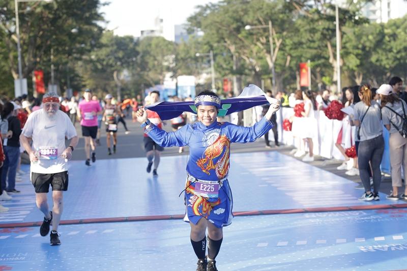 Giải Marathon Thành phố Hồ Chí Minh 2020 6 Cô gái vàng làng Điền kinh Việt vô địch marathon tại Giải Marathon Thành phố Hồ Chí Minh 2020