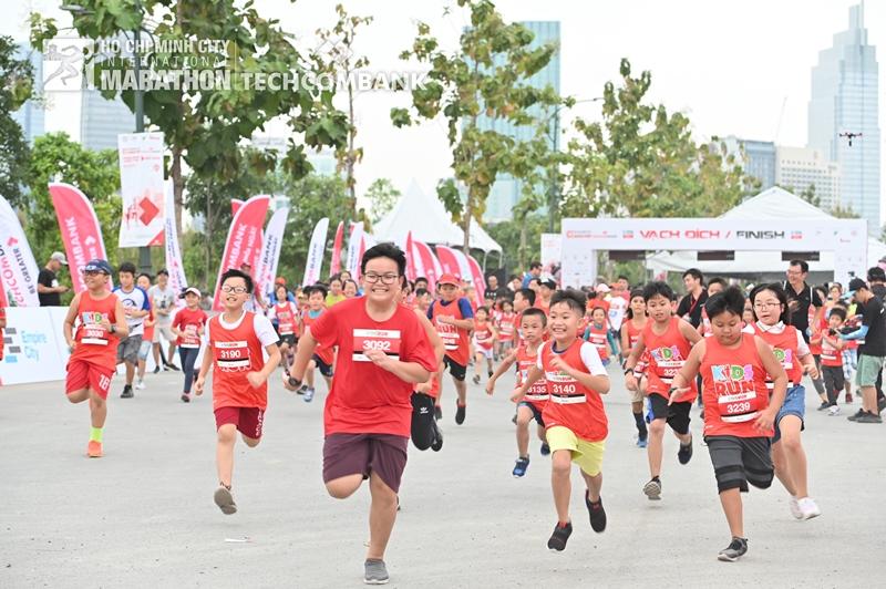 KIDS RUN 1 Giải Marathon Quốc Tế Thành phố Hồ Chí Minh Techcombank 2020 chính thức mở cổng đăng ký