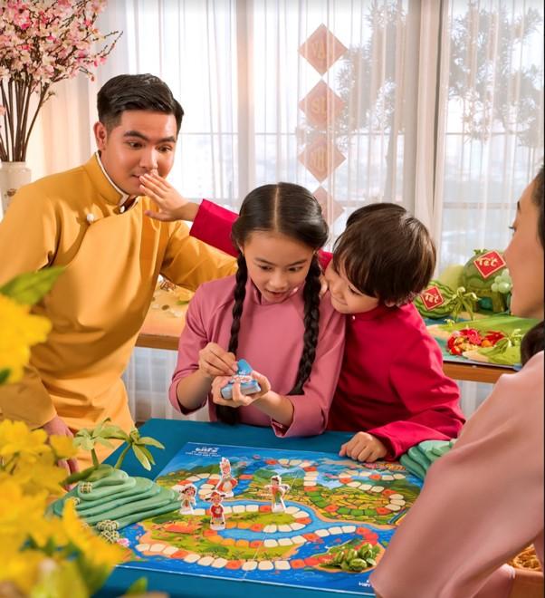 bitis Bộ trò chơi Cờ Cổ Tích dịp Tết Nguyên Đán 2020 cho bé thêm yêu văn hoá Việt