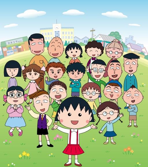 5 1 Maruko   cô bé ngố tàu phát sóng độc quyền trên ứng dụng POPS