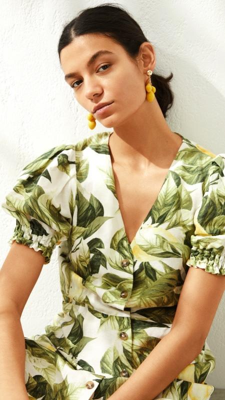 Dress Price 499.000 VND Xu hướng thời trang rực rỡ và năng động cho tủ đồ mùa hè