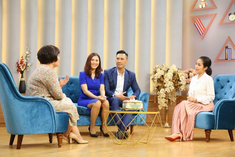 Mảnh Ghép Hoàn Hảo Minh Sang Hồng Ngọc 2 Ốc Thanh Vân ủng hộ phụ nữ đi làm sau khi sinh con, tự tìm giá trị bản thân