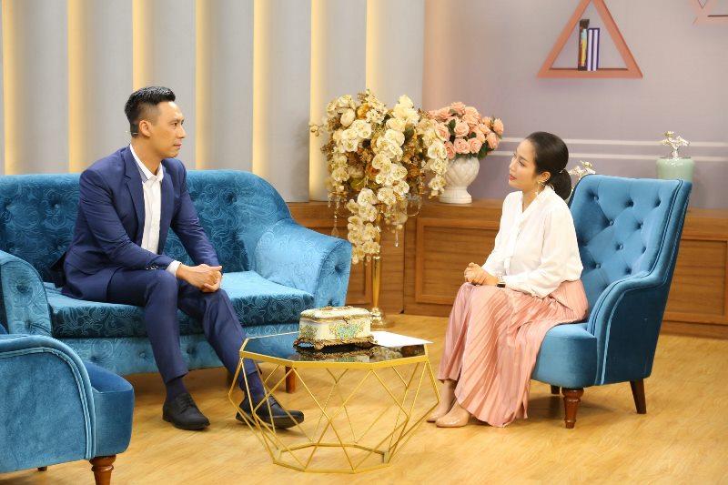Mảnh Ghép Hoàn Hảo Minh Sang Hồng Ngọc 3 Ốc Thanh Vân ủng hộ phụ nữ đi làm sau khi sinh con, tự tìm giá trị bản thân