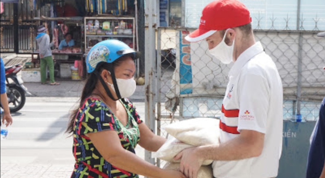 Screenshot 20200505 085529 VinaCapital Foundation quyên góp 5 tấn gạo hỗ trợ 1,000 hộ gia đình khó khăn ảnh hưởng bởi COVID 19 tại TPHCM