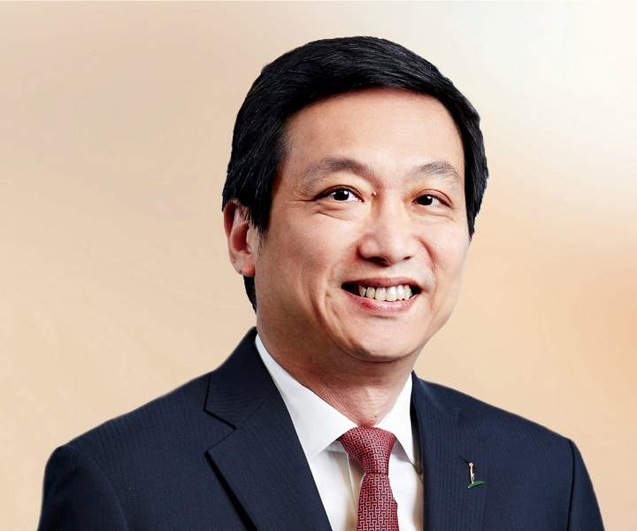 Ông Ronald Tay Tổng Giám đốc CapitaLand Việt Nam CapitaLand bổ nhiệm Tổng Giám đốc mới tại Việt Nam