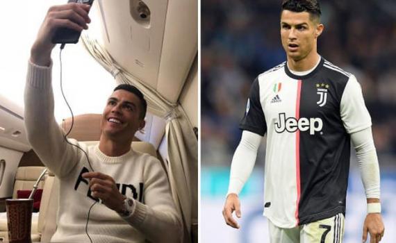 Cristiano Ronaldo Ronaldo trở thành cầu thủ tỷ phú đầu tiên trên thế giới