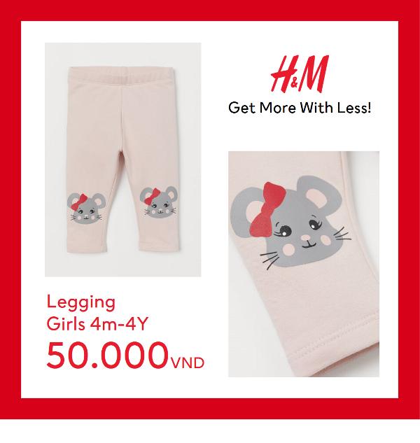 KIDS 1 H&M gây bão mùa hè với mức giá chỉ từ 50.000 VND