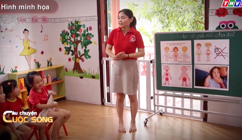 5 Giáo dục giới tính ở trẻ em   Câu chuyện không bao giờ cũ