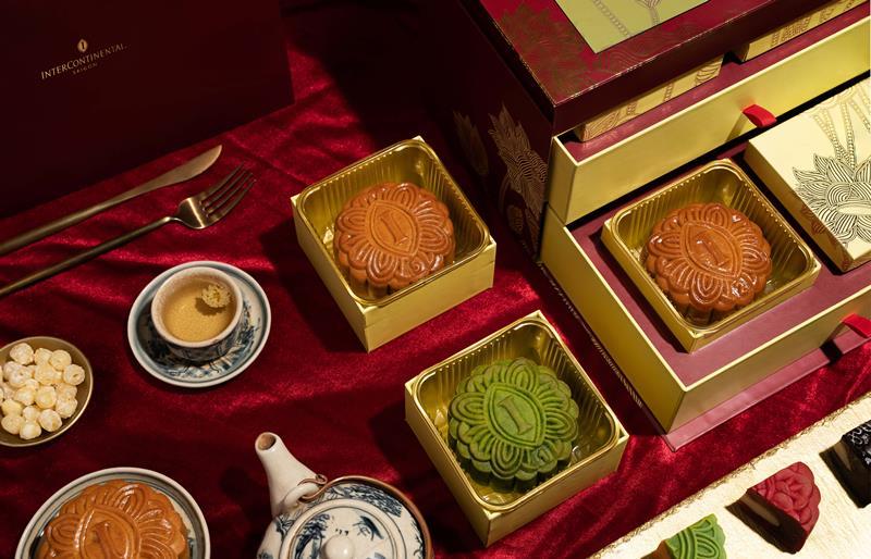IC Saigon Mooncake 2020 Collection 10 InterContinental Saigon giới thiệu Bộ sưu tập Bánh Trung Thu 2020