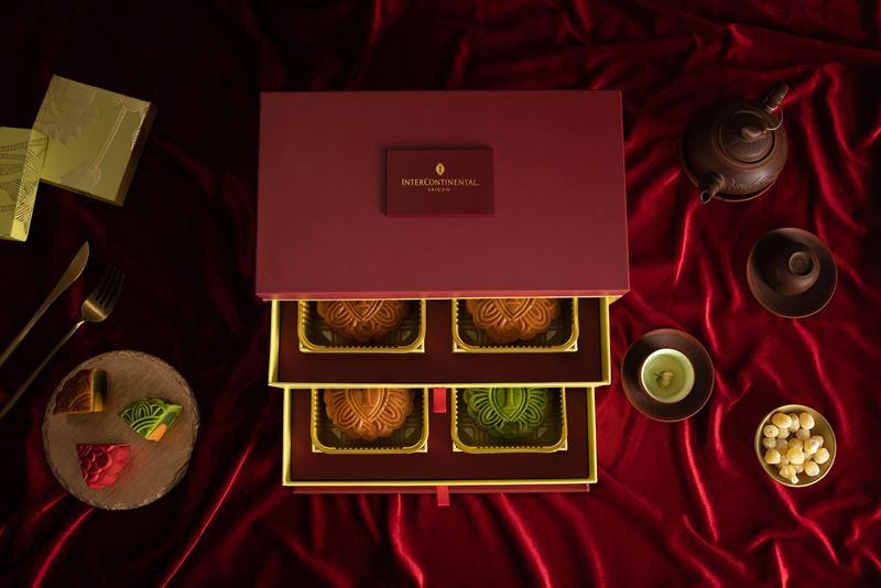 IC Saigon Mooncake 2020 Collection 7 InterContinental Saigon giới thiệu Bộ sưu tập Bánh Trung Thu 2020