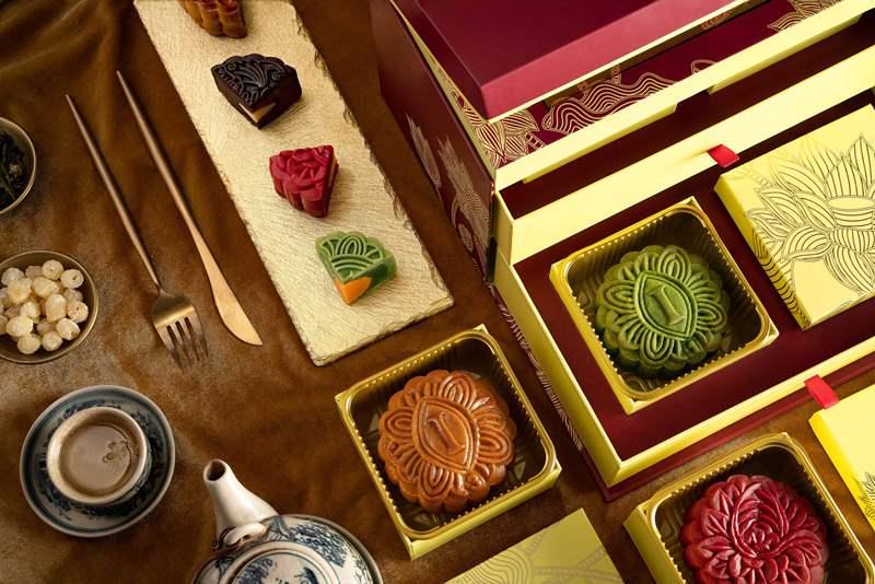 IC Saigon Mooncake 2020 Collection 8 InterContinental Saigon giới thiệu Bộ sưu tập Bánh Trung Thu 2020