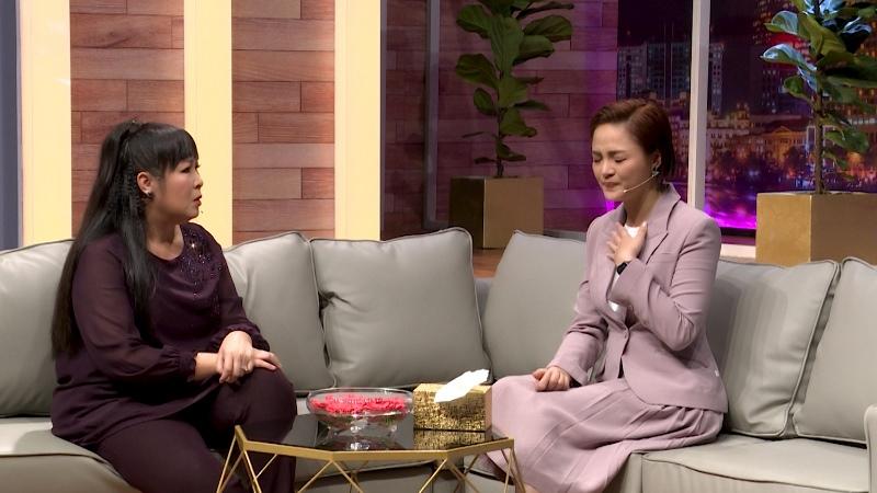 nghẹn ngào Thu Quỳnh vỡ òa hạnh phúc khi con trai 5 tuổi nói sẽ bảo vệ mẹ