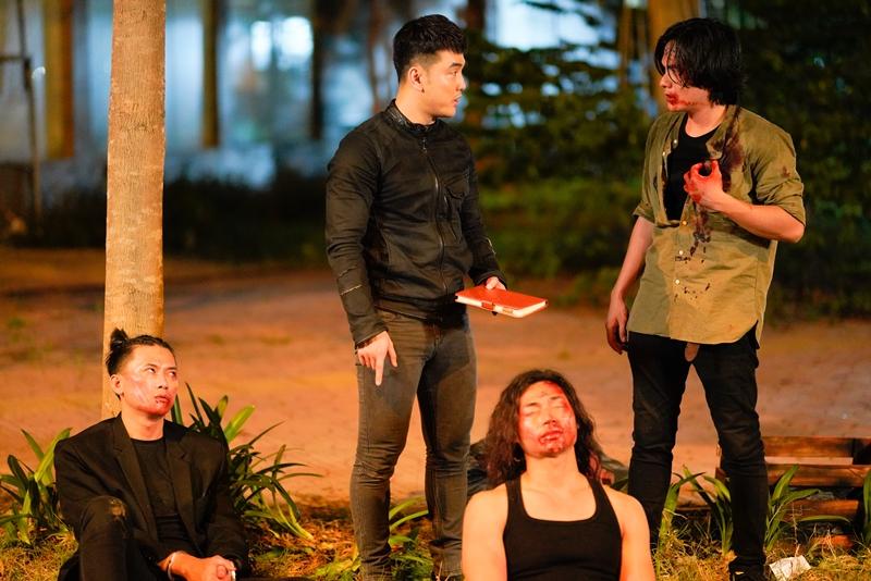 ung hoang phuc 3 Bất ngờ trước diễn xuất của Kim Cương ở tập cuối Ông Trùm Bùi Viện