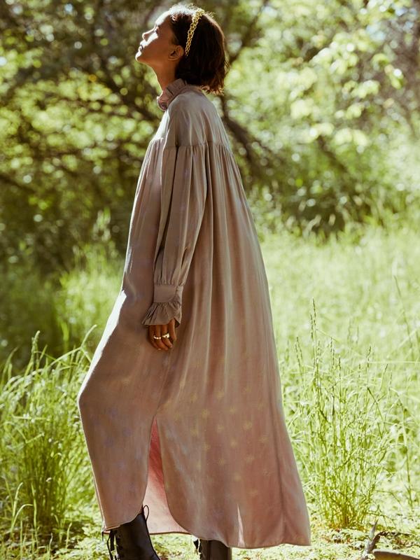 HM NTK Sandra Mansour 5 H&M hợp tác với NTK Sandra Mansour ra mắt BST đậm nét nữ tính và tình yêu thiên nhiên