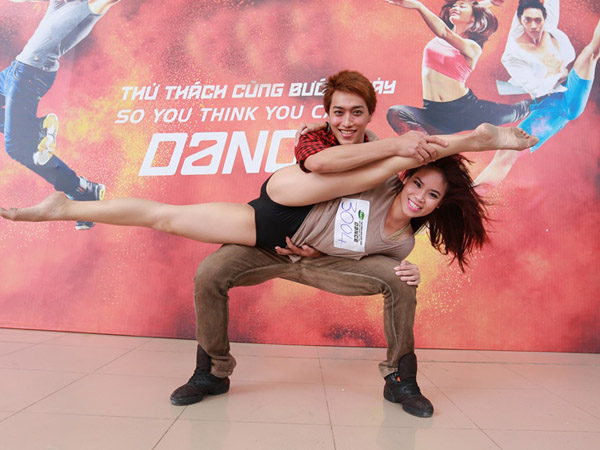 2. Bien dao mua Xuan Thao Dinh Loc 1 Vũ Điệu Vàng   Gameshow khiêu vũ dành cho lứa tuổi 40+ chuẩn bị ra mắt khán giả