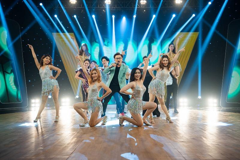 Giam khao 135 Vũ Điệu Vàng   Gameshow khiêu vũ dành cho lứa tuổi 40+ chuẩn bị ra mắt khán giả