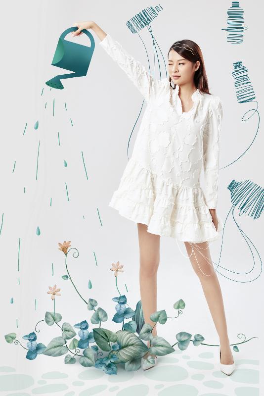 HM 2 BST thời trang mùa thu 2020 của H&M: Vẻ đẹp từ chất liệu tái chế