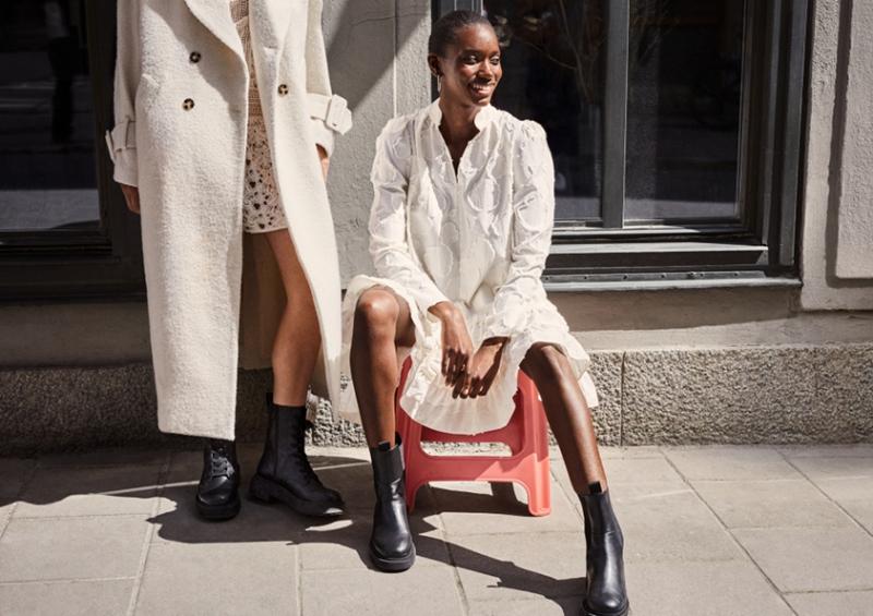 HM 3 BST thời trang mùa thu 2020 của H&M: Vẻ đẹp từ chất liệu tái chế