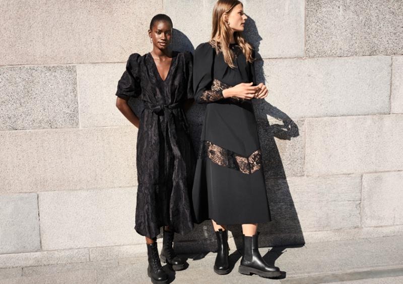 HM 4 BST thời trang mùa thu 2020 của H&M: Vẻ đẹp từ chất liệu tái chế
