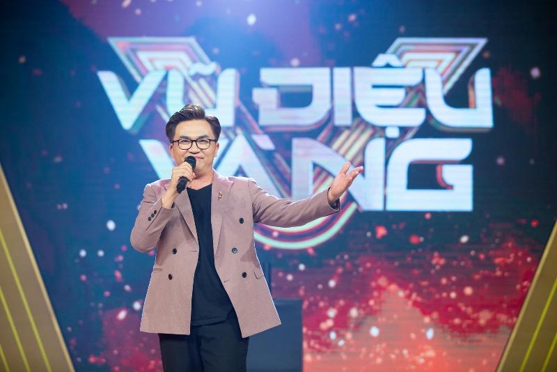 MC Dai Nghia 6 Vũ Điệu Vàng   Gameshow khiêu vũ dành cho lứa tuổi 40+ chuẩn bị ra mắt khán giả