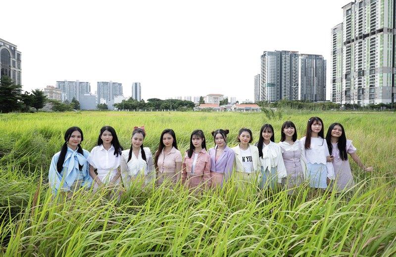 MV Ngày đầu tiên 5 Nhóm nhạc SGO48 chính thức tung MV Ngày đầu tiên