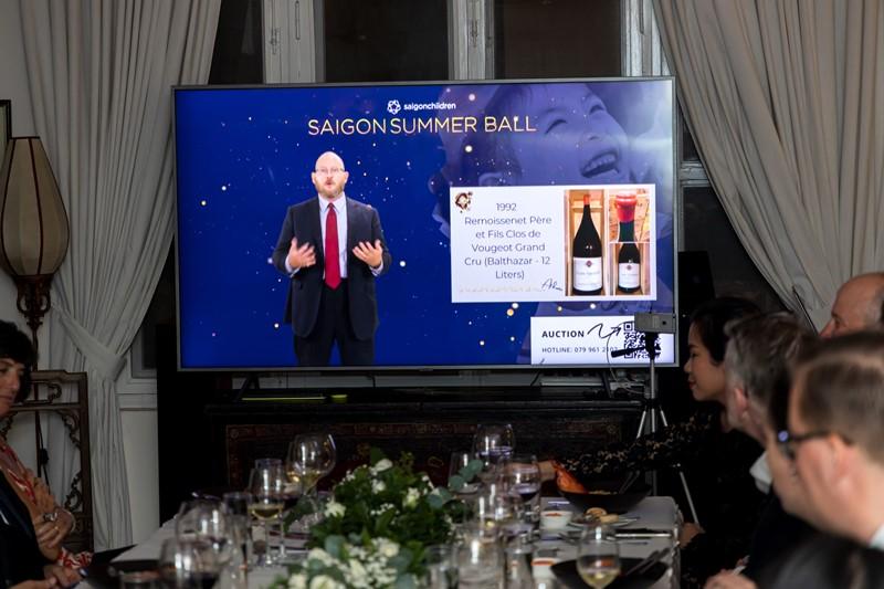 Saigon Summer Ball 2020 saigonchildren 1 Saigon Summer Ball 2020 gây quỹ trực tuyến được hơn 3,2 tỷ đồng hỗ trợ giáo dục cho trẻ em nghèo
