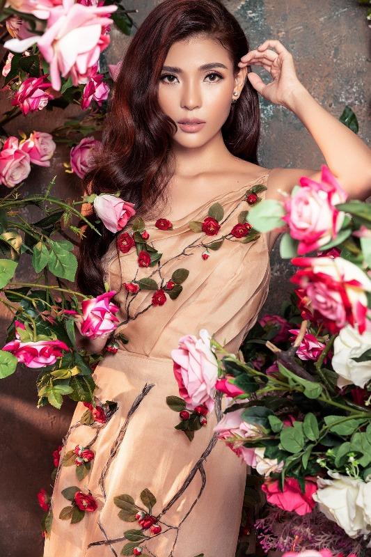 Thuy Diem4 Bà xã Lương Thế Thành khoe thân hình cực phẩm, quyến rũ trong bộ ảnh chuẩn hoa hậu