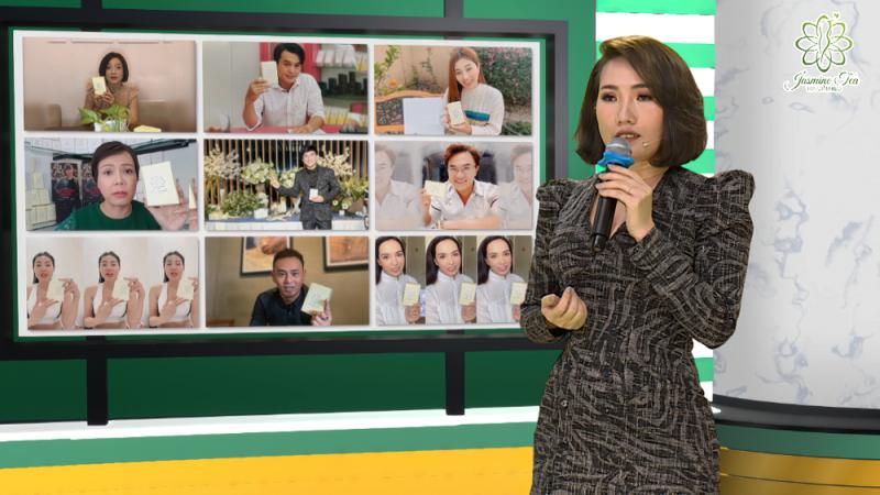 Xịt nano tan mỡ Jasmine 2 Ra mắt dòng Xịt nano tan mỡ đầu tiên trên thị trường Việt