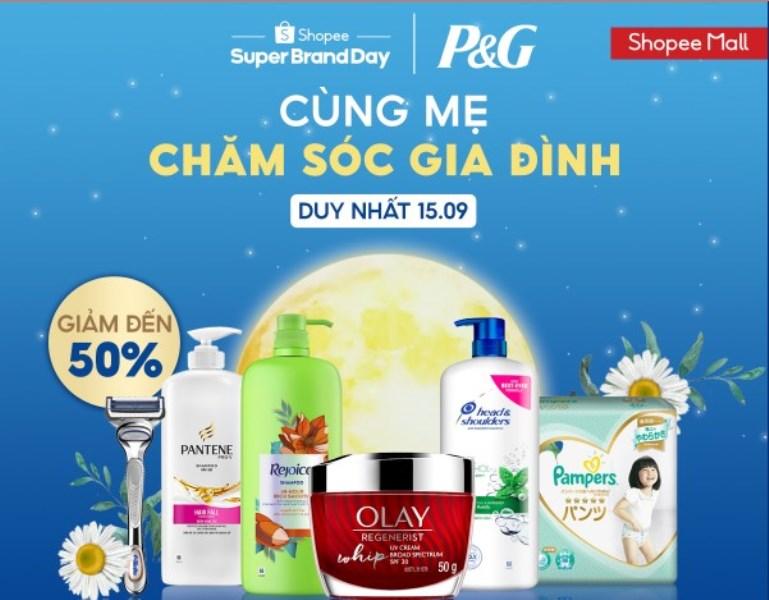 airpay P&G mở đợt sale độc quyền trên Shopee, các mẹ truyền nhau bí kíp săn sale hời gấp đôi với ví AirPay