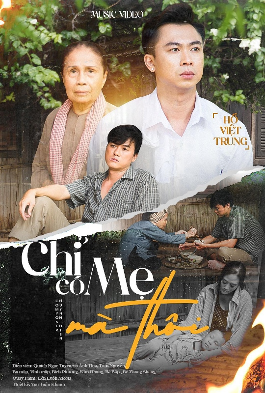 ho viet trung 3 Rơi nước mắt với MV mới đầy cảm xúc của Hồ Việt Trung kể về mẹ