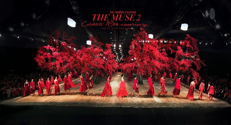 2 The Muse 2 14 khoảnh khắc vàng của Đỗ Mạnh Cường với thời trang Việt