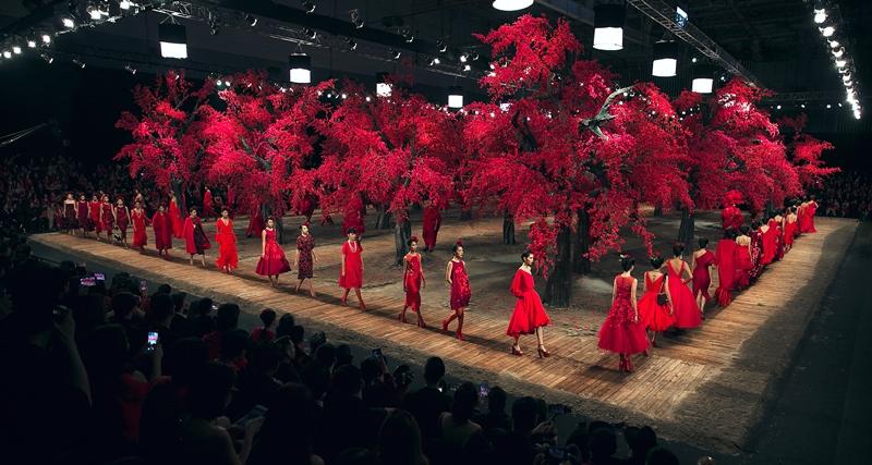 2017 The Muse 2 14 khoảnh khắc vàng của Đỗ Mạnh Cường với thời trang Việt