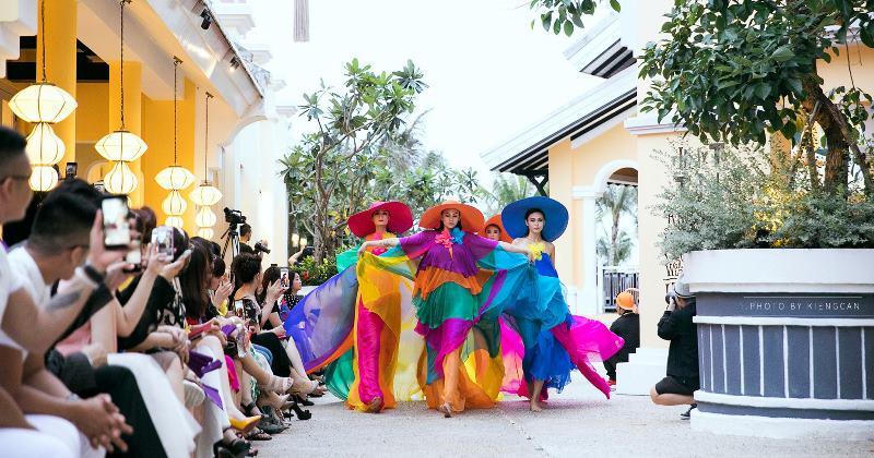 3 Life in color 14 khoảnh khắc vàng của Đỗ Mạnh Cường với thời trang Việt