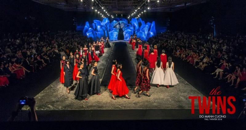 8 The Twins 14 khoảnh khắc vàng của Đỗ Mạnh Cường với thời trang Việt