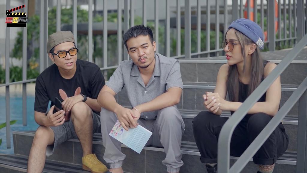 Bùi Tấn Hảo 6 Bùi Tấn Hảo bắt tay Đạo diễn Đinh Công Hiếu làm webdrama Bạn Trai Tôi Trùm Trường
