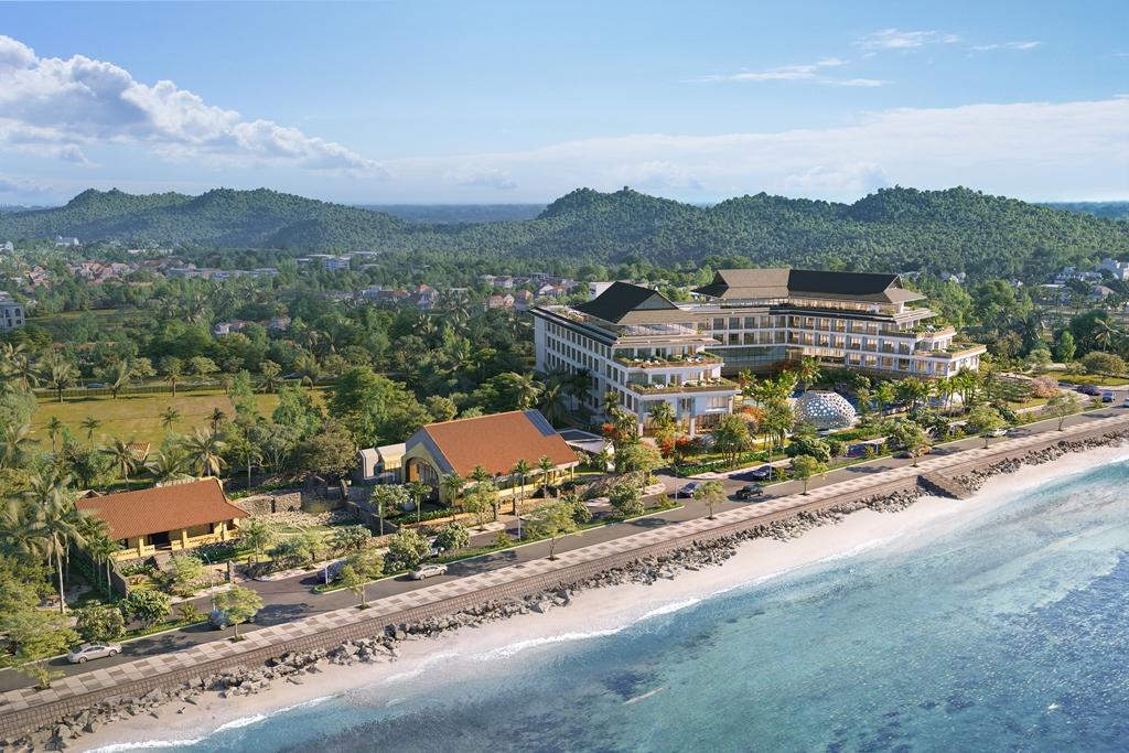 Khách sạn The Secret Côn Đảo 10 Khách sạn The Secret Côn Đảo sẽ mở cửa khu biệt thự vào tháng 11