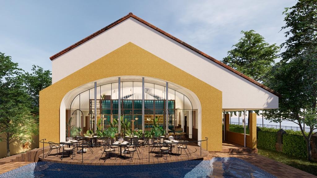Khách sạn The Secret Côn Đảo 3 Khách sạn The Secret Côn Đảo sẽ mở cửa khu biệt thự vào tháng 11
