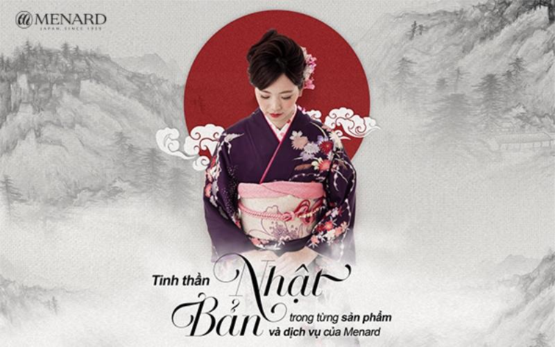 Menard 2 Chân dung nữ samurai thời hiện đại: Kiên cường như thép, mềm mại như hoa