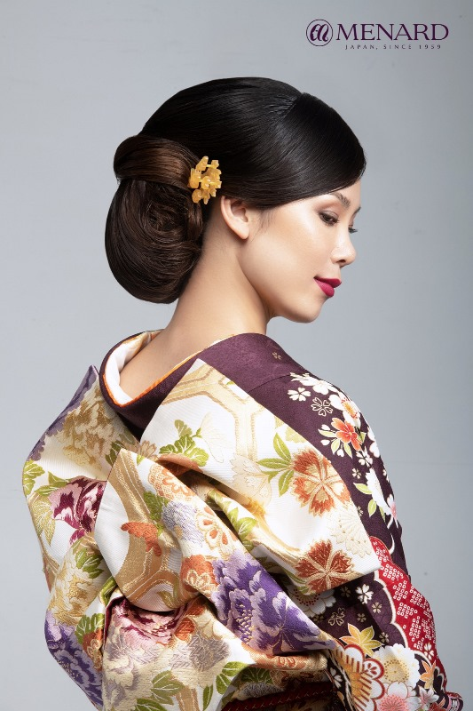Menard 3 Chân dung nữ samurai thời hiện đại: Kiên cường như thép, mềm mại như hoa