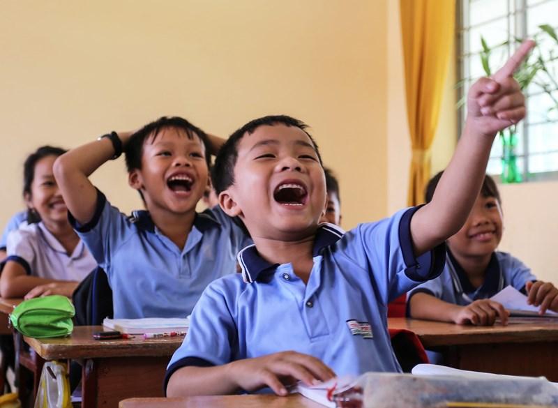 capitaland 3 CapitaLand trao quà và học bổng cho hơn 1.400 học sinh tại 4 trường CapitaLand Hope nhân dịp Trung thu