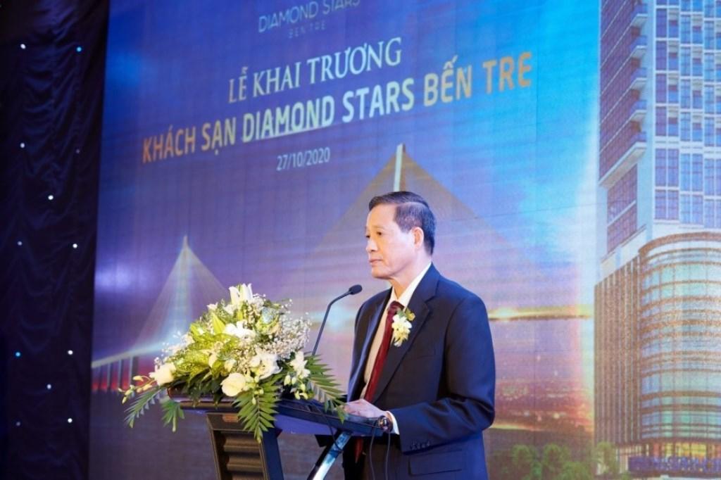 khách sạn sang trọng Bến Tre khách sạn Diamond Stars Bến Tre 2 Chính thức khai trương khách sạn cao tầng sang trọng nhất tỉnh Bến Tre