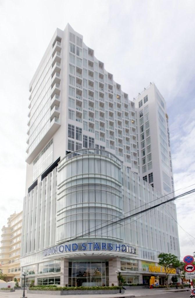 khách sạn sang trọng Bến Tre khách sạn Diamond Stars Bến Tre 4 Chính thức khai trương khách sạn cao tầng sang trọng nhất tỉnh Bến Tre