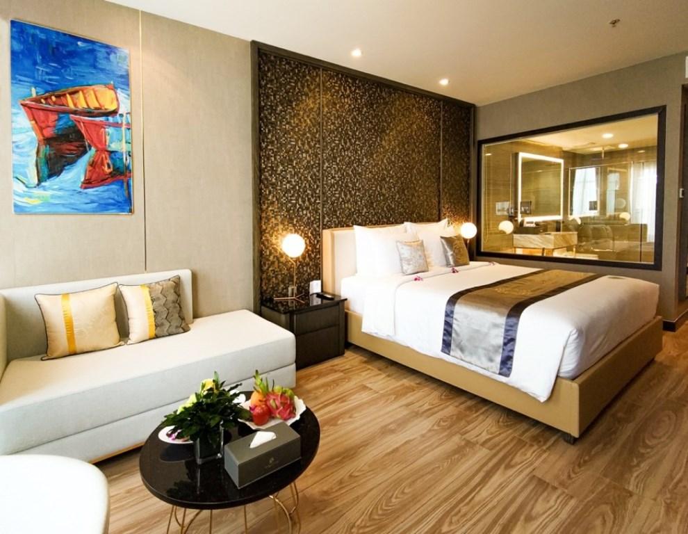 khách sạn sang trọng Bến Tre khách sạn Diamond Stars Bến Tre 5 Chính thức khai trương khách sạn cao tầng sang trọng nhất tỉnh Bến Tre