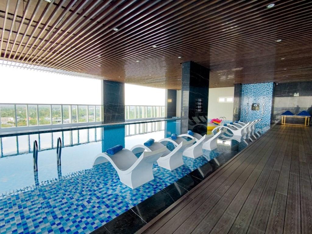 khách sạn sang trọng Bến Tre khách sạn Diamond Stars Bến Tre 6 Chính thức khai trương khách sạn cao tầng sang trọng nhất tỉnh Bến Tre