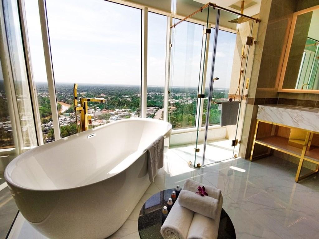 khách sạn sang trọng Bến Tre khách sạn Diamond Stars Bến Tre 7 Chính thức khai trương khách sạn cao tầng sang trọng nhất tỉnh Bến Tre