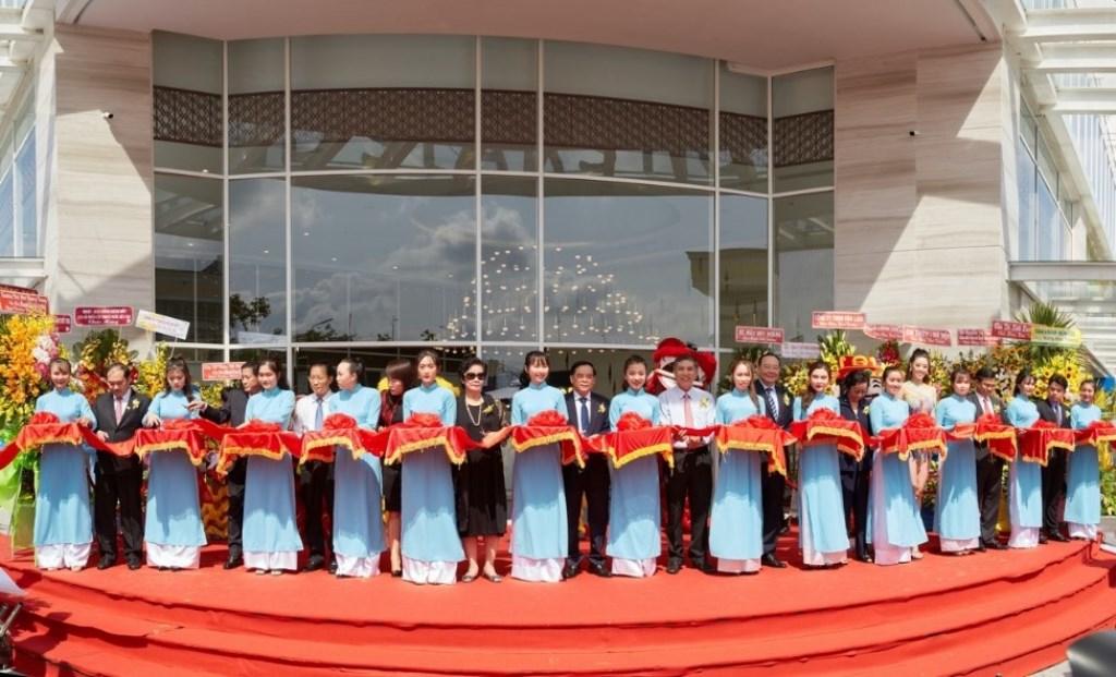 khách sạn sang trọng Bến Tre khách sạn Diamond Stars Bến Tre Chính thức khai trương khách sạn cao tầng sang trọng nhất tỉnh Bến Tre